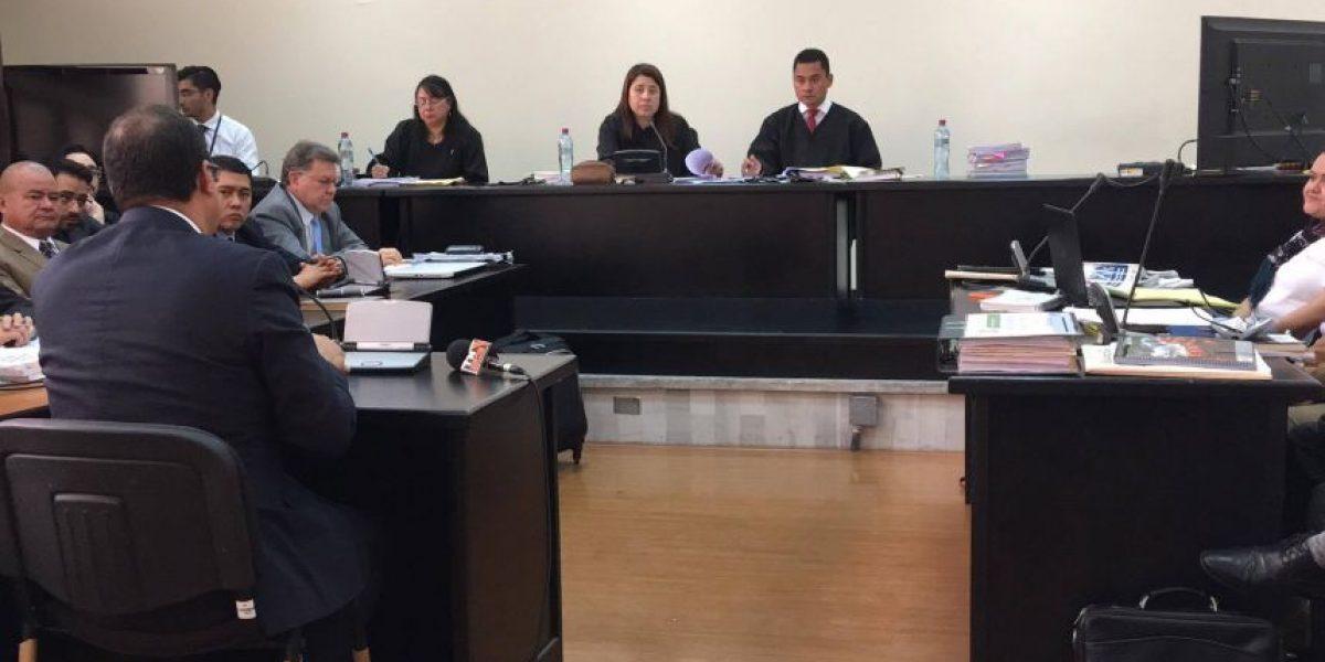 Inicia juicio del caso IGSS-Pisa Chiquimula