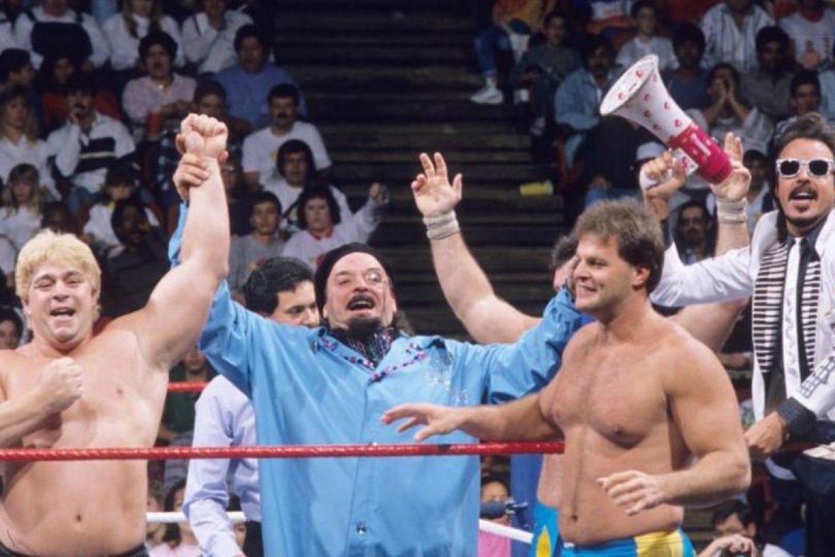 Foto:Murió Frenchy Martin, exestrella de WWE