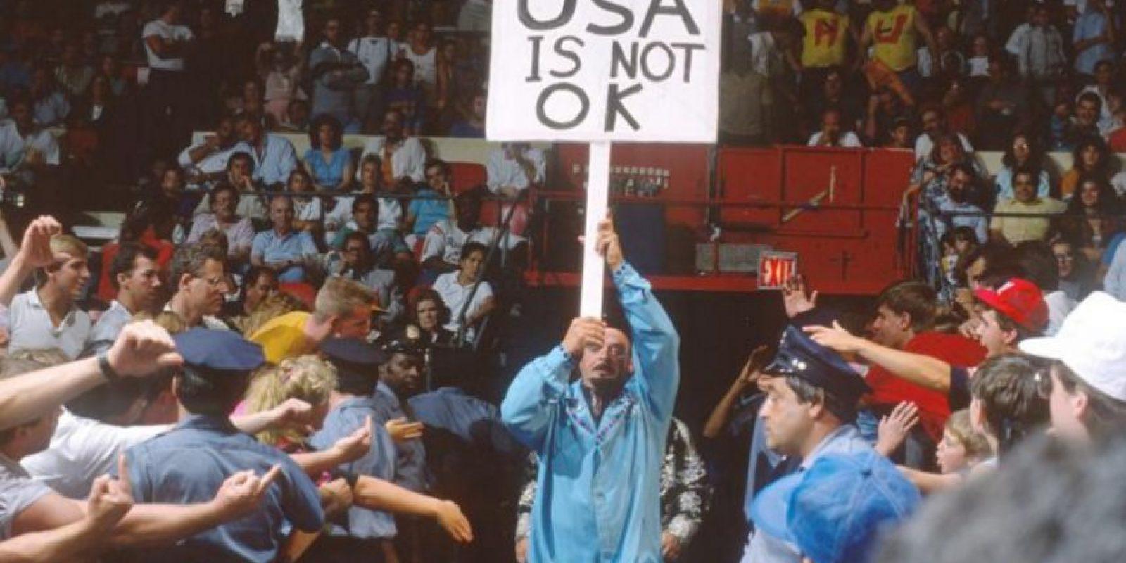 WWE Foto:Murió Frenchy Martin, exestrella de WWE