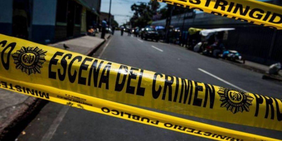 Asesinan a tres personas en la estación de autobuses cerca de una universidad en la zona 16