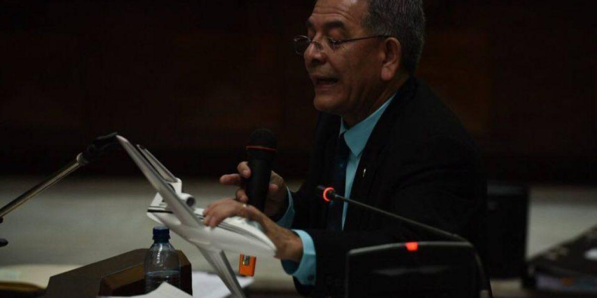 Con las vacaciones en los juzgados de Guatemala los casos de corrupción se atrasan
