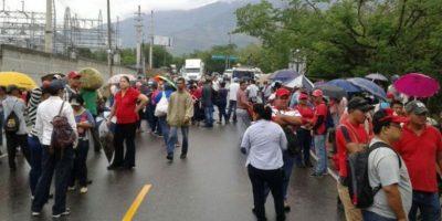 Cámara de Industria pide no dejarse manipular para bloquear carreteras