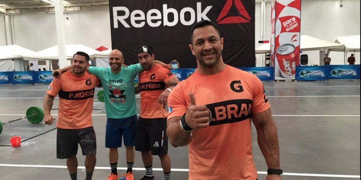 El guatemalteco Joel Bran gana por equipos The Greatness Fit Fest 2016