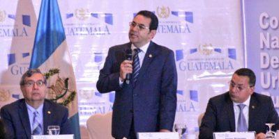 Presidente Morales busca que fondos no ejecutados se trasladen para 2017
