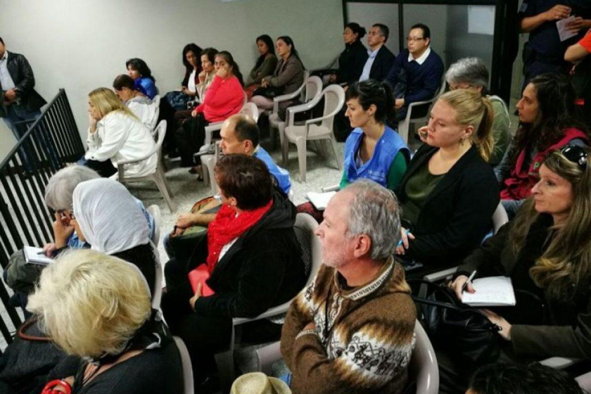 Audiencia. Foto:Cortesía Prensa Comunitaria