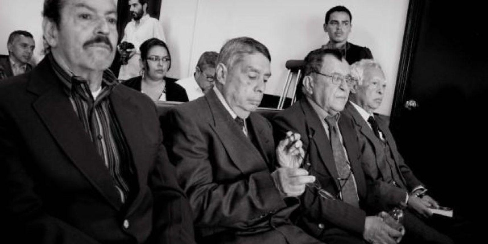Procesados. Foto:Cortesía Prensa Comunitaria