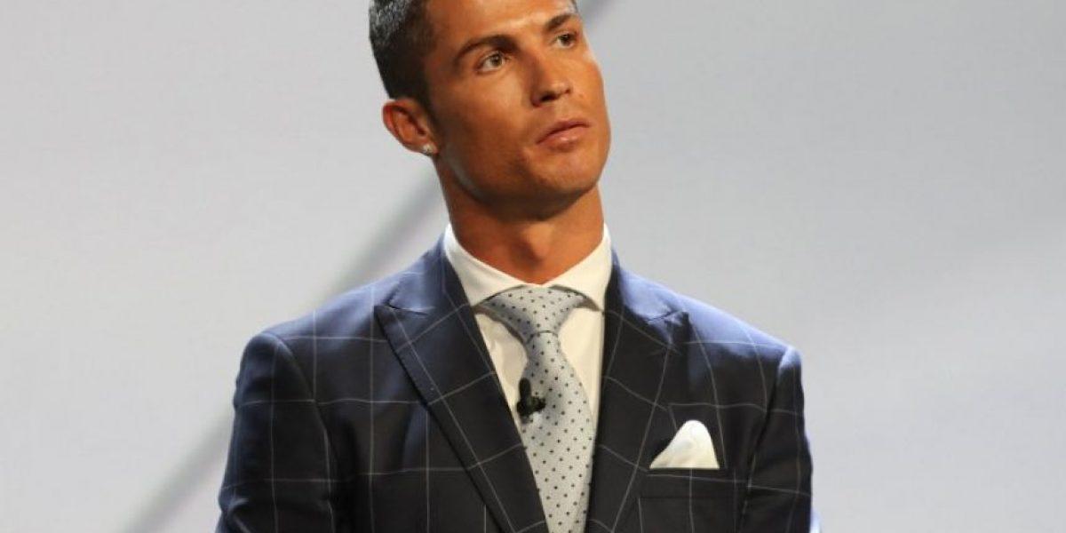 Revelan que Cristiano Ronaldo es adicto al bótox