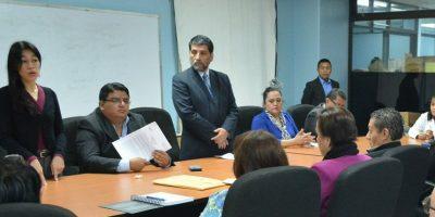 El doctor Juan Antonio Villeda, nuevo director del hospital. Foto:Cortesía