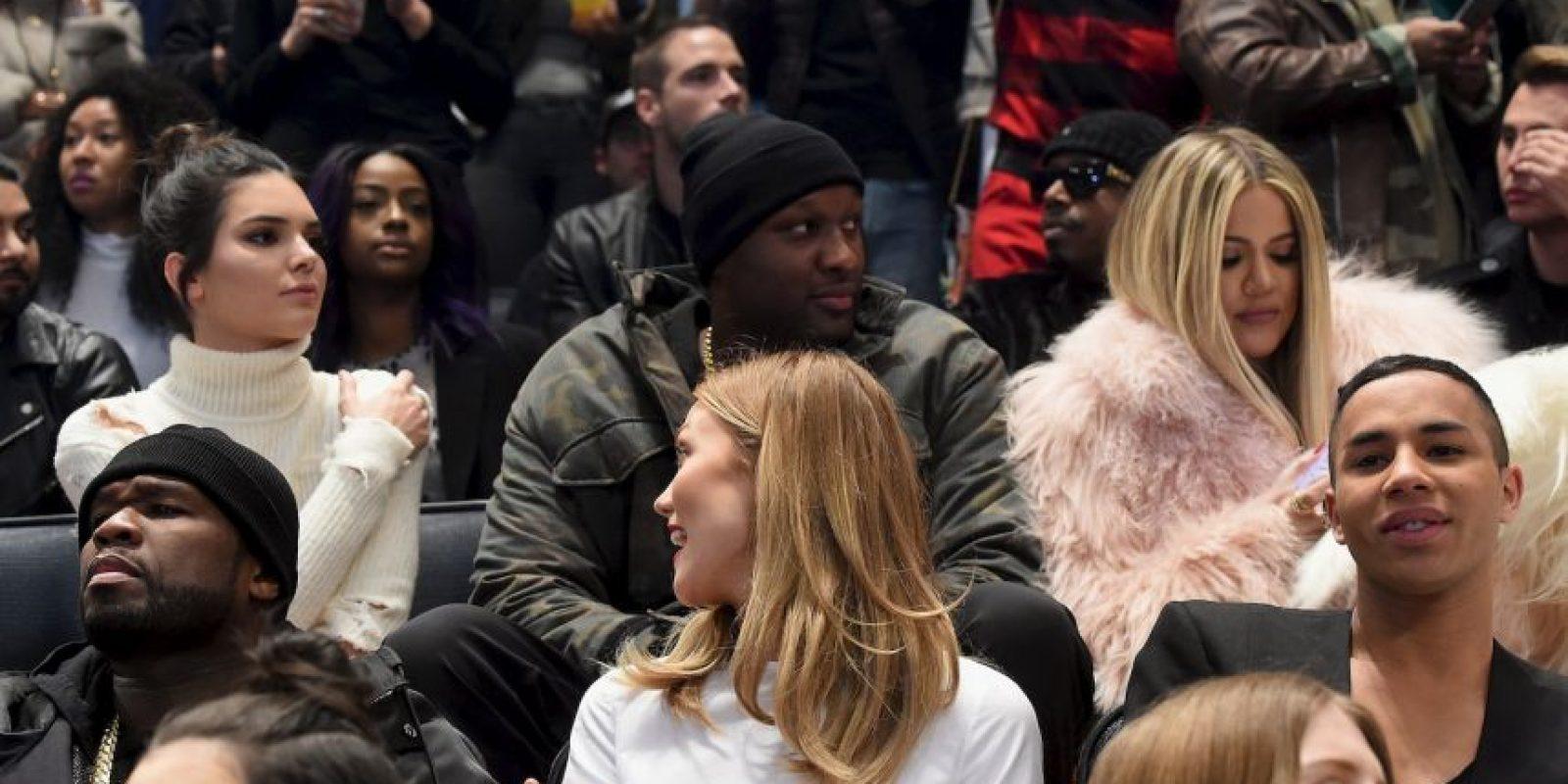 Getty Images Foto:Khloé Kardashian y su gusto por los basquetbolistas