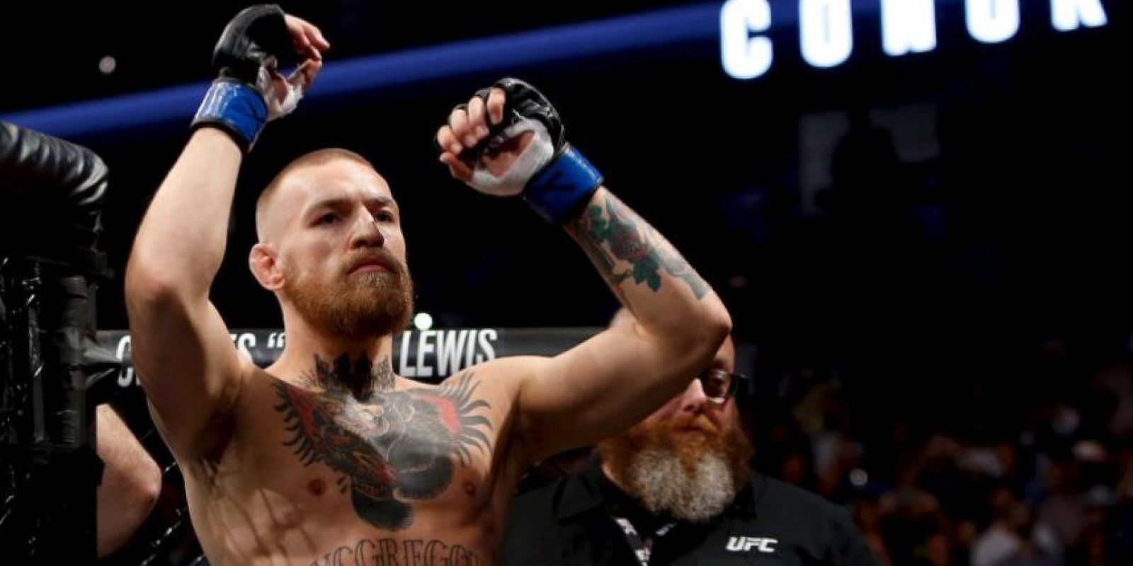 Conor McGregor Foto:Getty Images