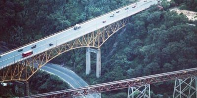 Los incidentes del tráfico y caso del falso cierre del Puente Belice en la ciudad de Guatemala