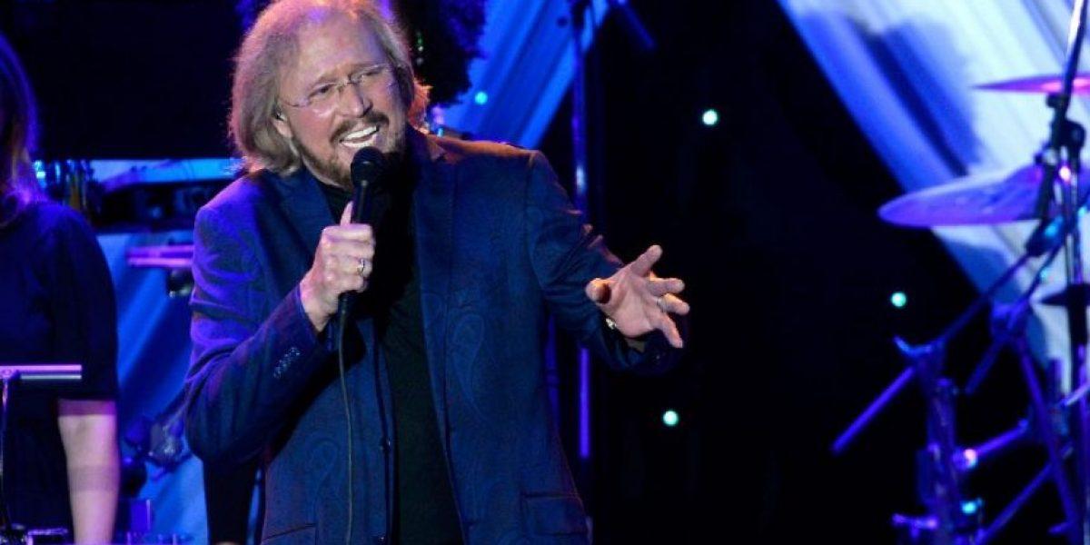 Barry Gibb dice que le gustaría colaborar con Justin Timberlake