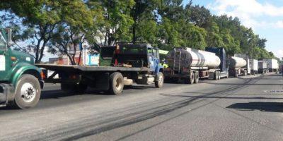 Cutrigua: Restricción por la municipalidad de Guatemala encarece el transporte