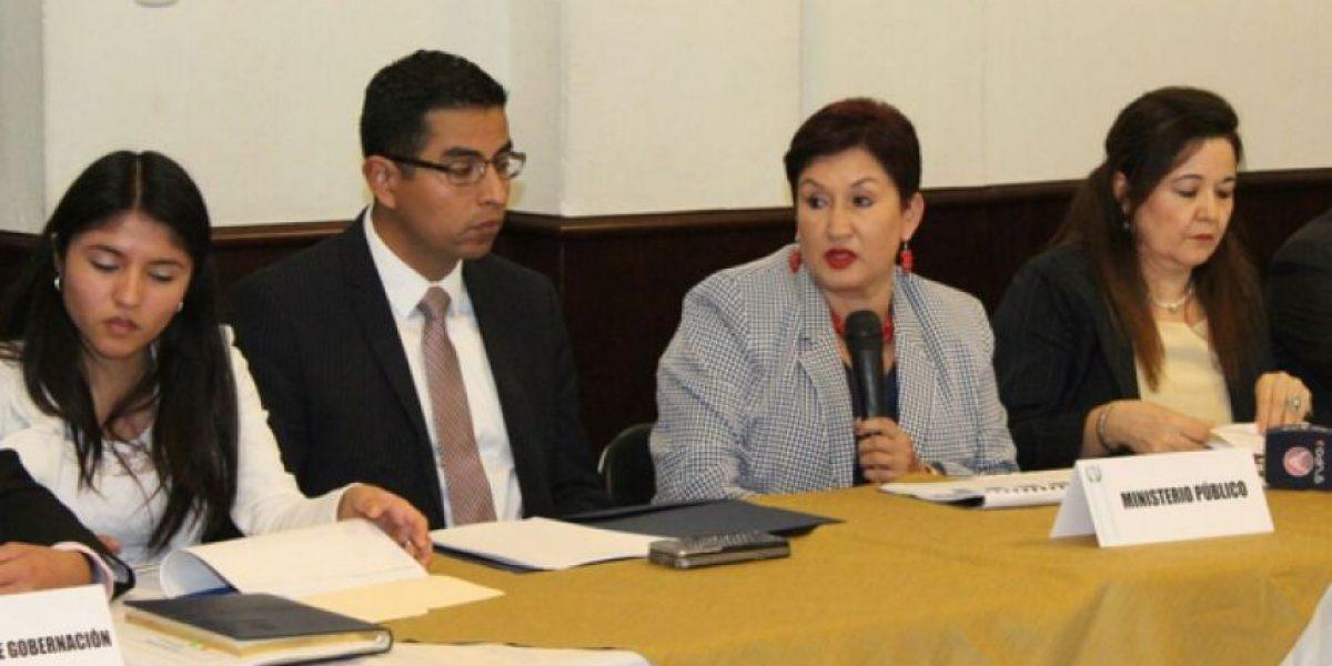 Preparan inauguración de FECI-CICIG en Quetzaltenango