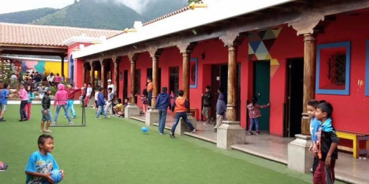 Fundador de Los Patojos agradece apoyo tras robo en escuela