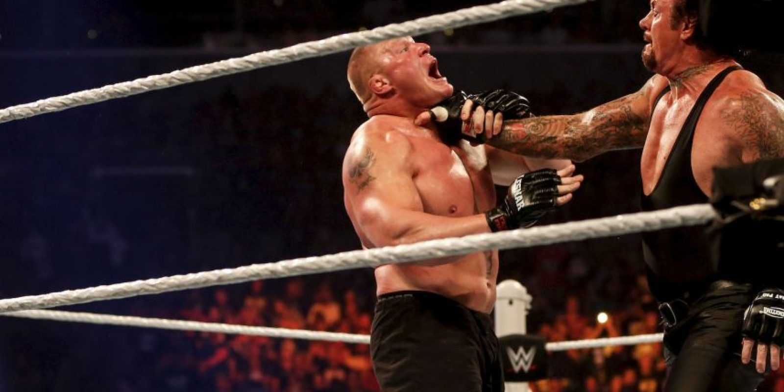 Getty Images Foto:Se espera que Undertaker regrese en Wrestlemania 33