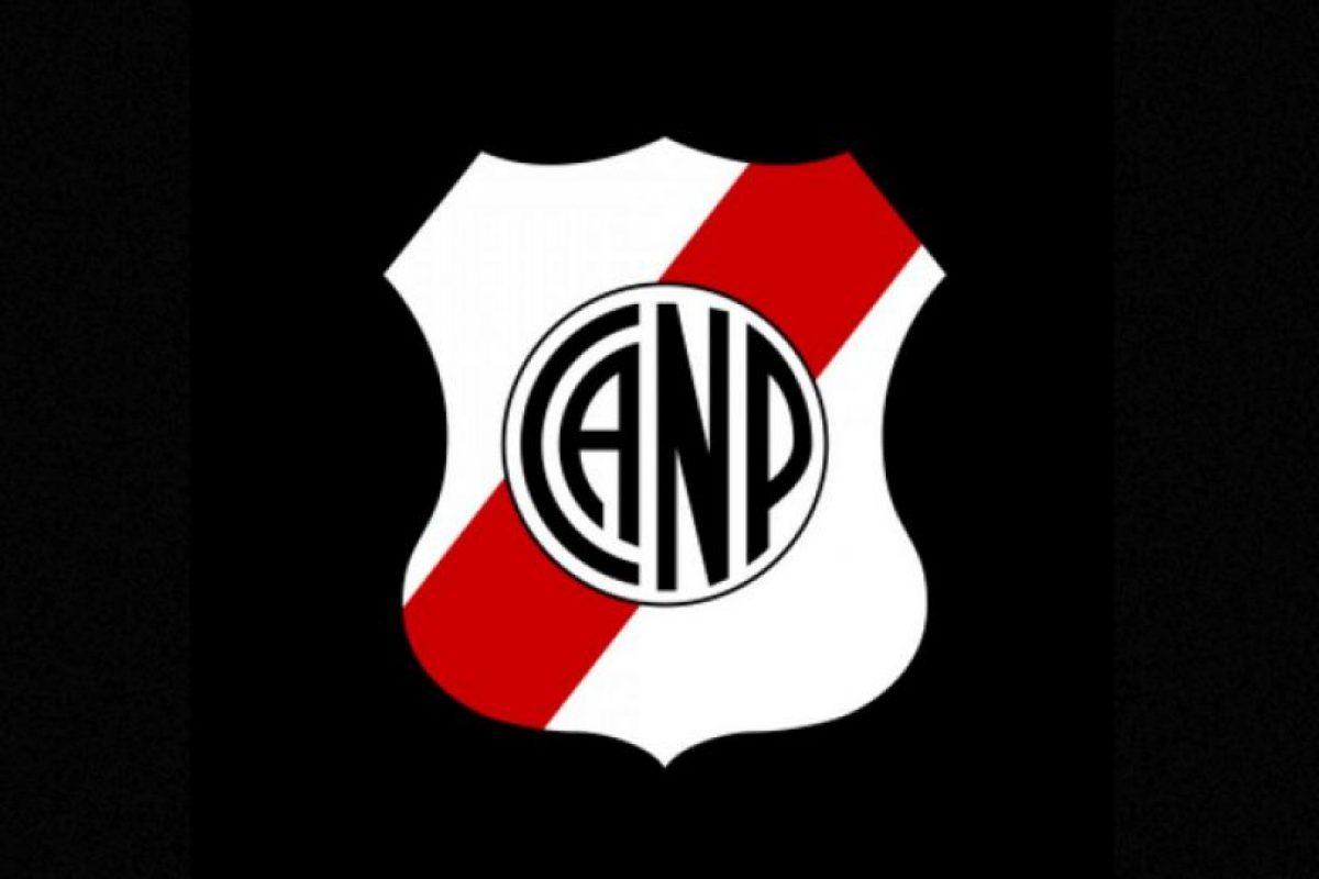 """Foto:Nacional Potosí de Bolivia tiene un escudo similar al de los """"Millonarios"""""""