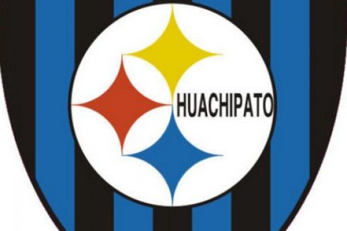 Foto:Huachipato de Chile. Son llamados Acereros y tienen el mismo logo que el equipo de la NFL. El equipo representa a la Compañía Siderúrgica Huachipato, empresa perteneciente a la Compañía de Aceros del Pacífico.