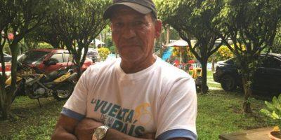 Benigno Rustrián, el campeón que sigue la huella de la Vuelta a Guatemala