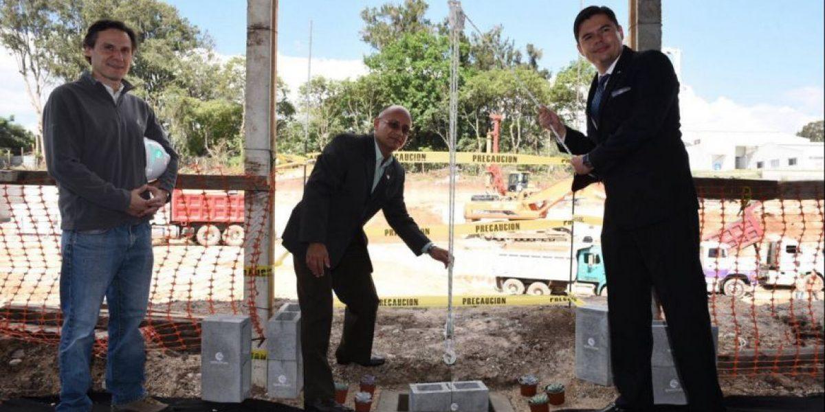 Comienza la construcción del proyecto novedoso de vivienda Parque 11