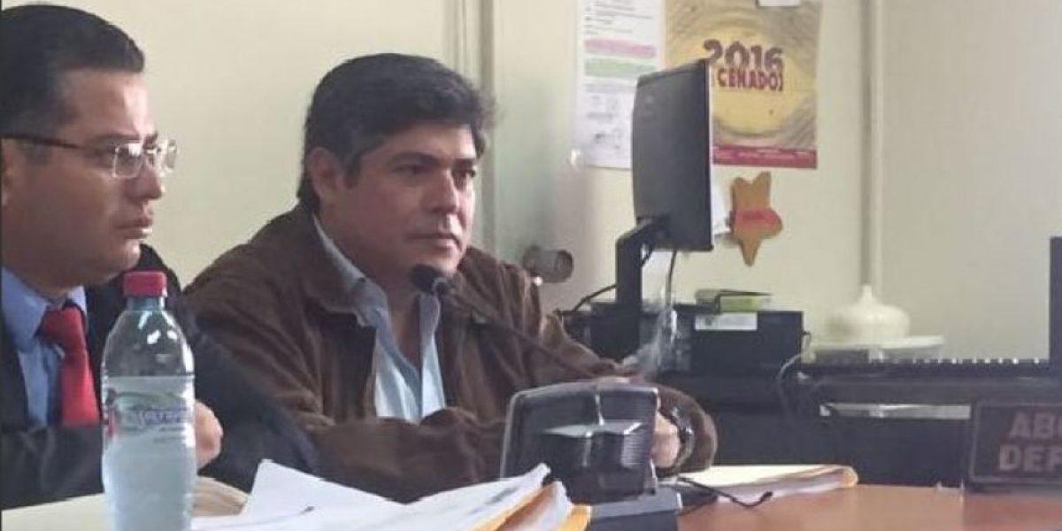 Viceministro del gobierno del Partido Patriota se entrega por caso El Bodegón