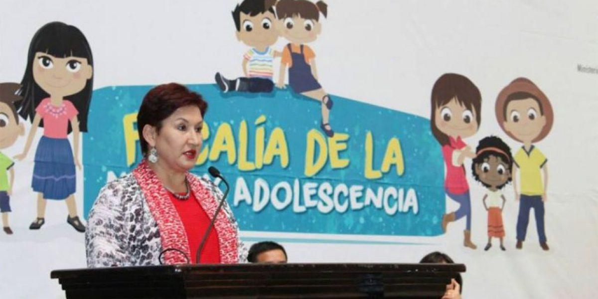 Nueva fiscalía asume 17 mil casos de niñez y adolescencia
