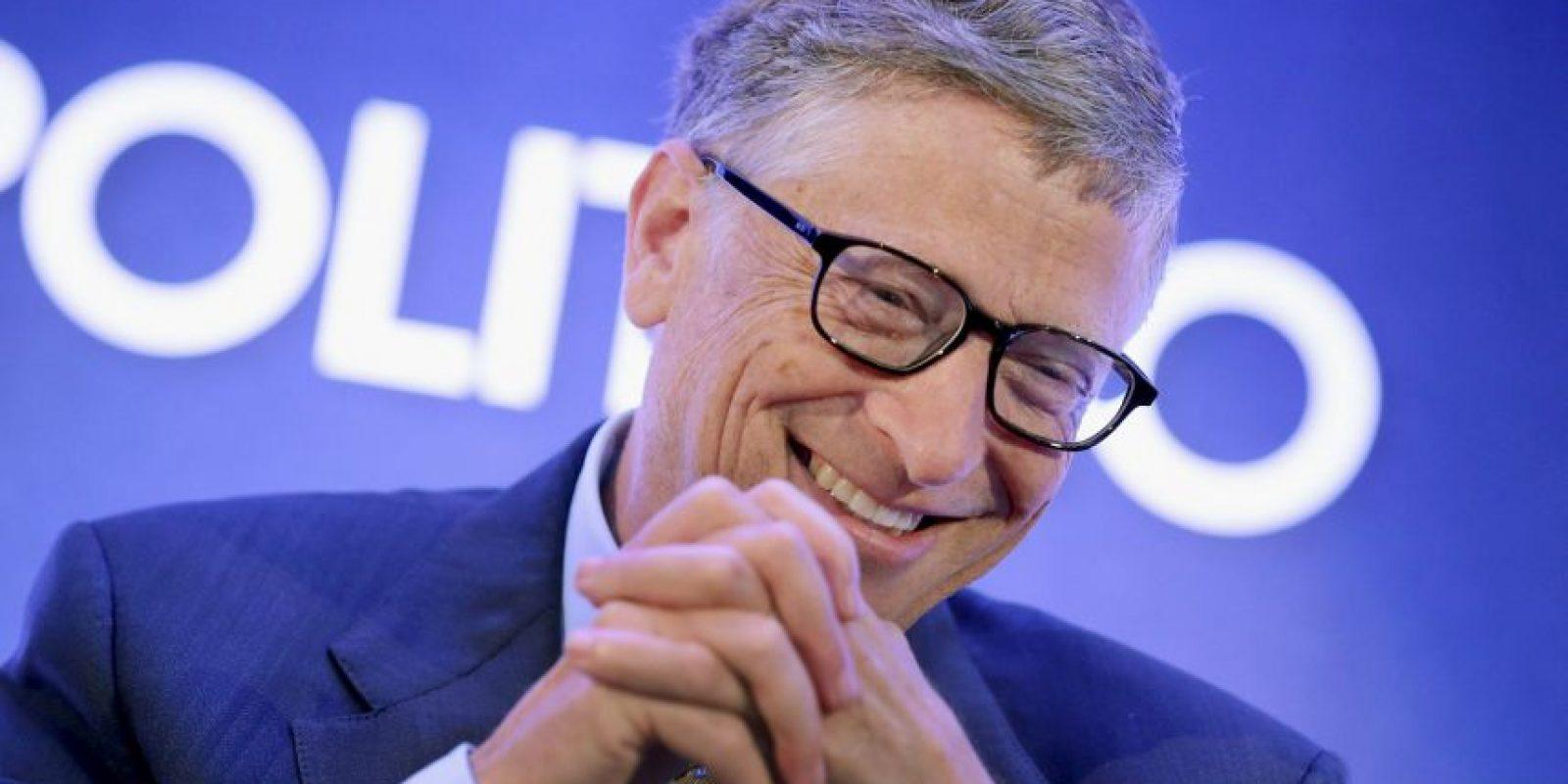 Getty Images Foto:Bill Gates no heredará dinero a sus hijos
