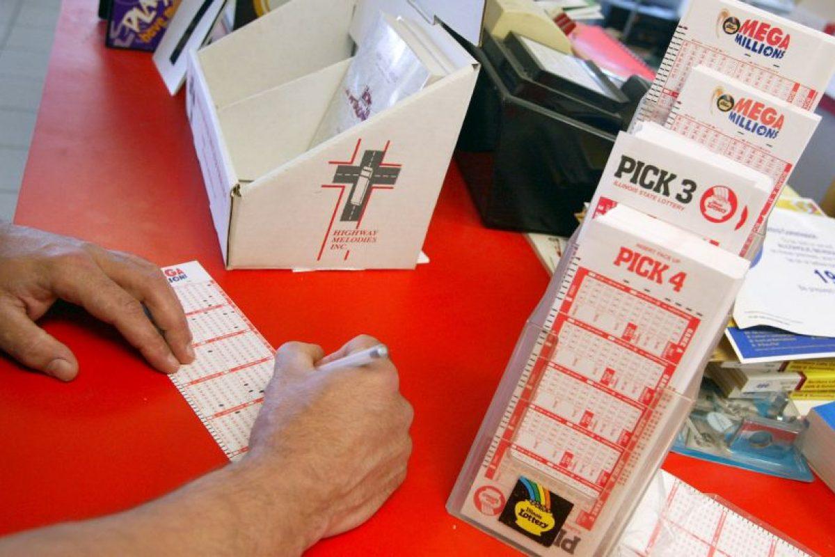Getty Images Foto:Usar números más allá del 31. ¿Por qué? Muchas personas juegan con números basados en fechas.