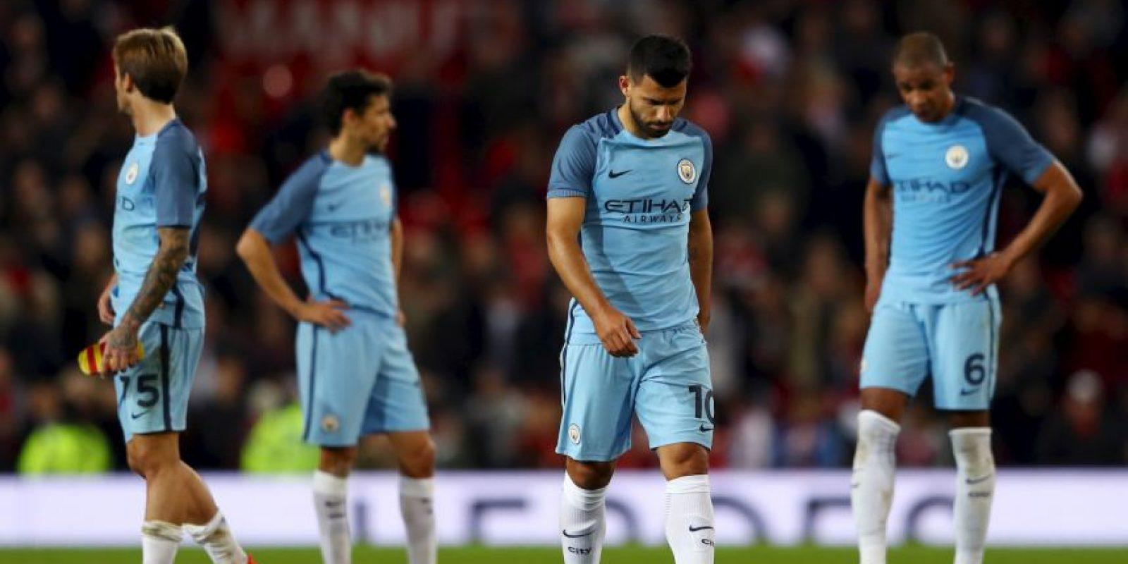 Getty Images Foto:Ahora, para ahondar la crisis, cayeron ante Manchester United y fueron eliminados de la Capital One Cup.