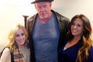 Instagram Foto:13 fotos en las que Undertaker luce decaído