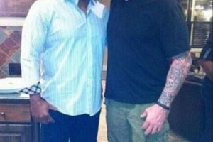 Foto:13 fotos en las que Undertaker luce decaído