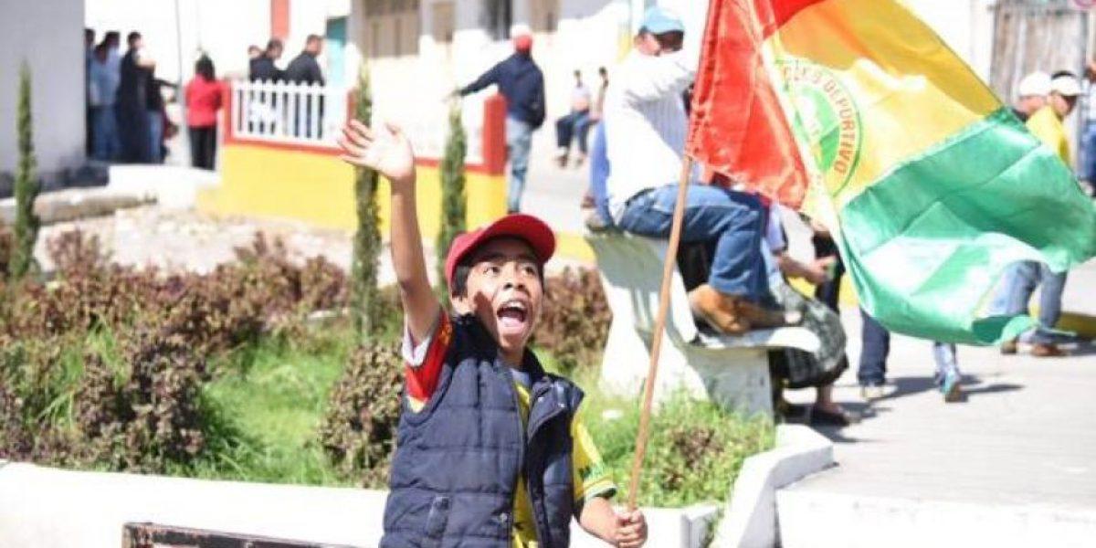 San Marcos enloquece con la llegada de la Vuelta a Guatemala