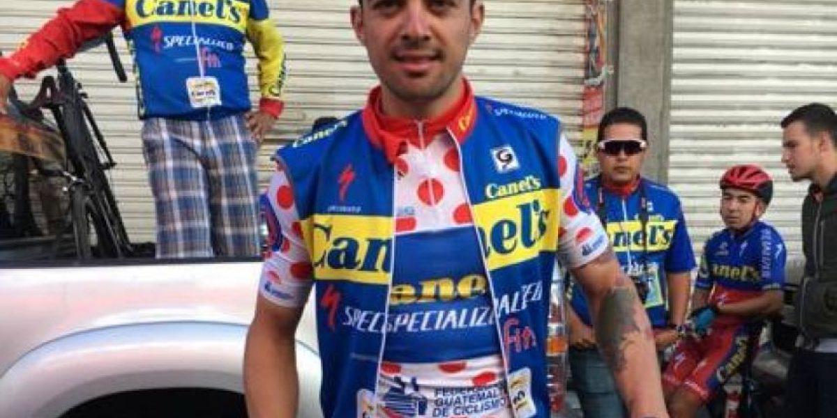 Román Villalobos advierte que hará un ataque contundente para arrebatar el suéter líder a Manuel Rodas