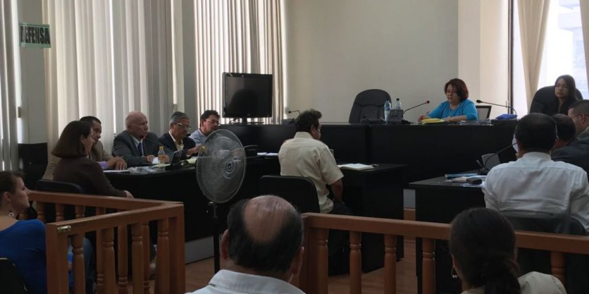 Condenas mínimas para tres exdirectivos de Vipasa-Bancafé