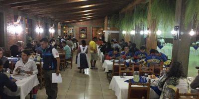 ¿Qué cenan los ciclistas de la Vuelta a Guatemala?