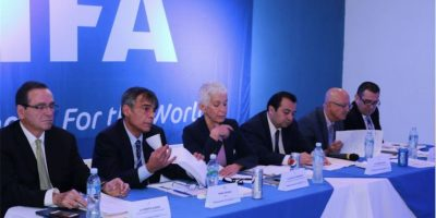 ¡La FIFA suspende a Guatemala!