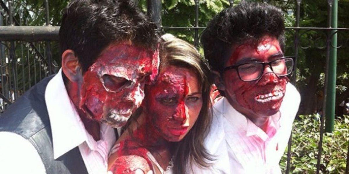 Los muertos vivientes se apoderan de la ciudad, ¿te apuntas a la #ZombieWalkGuatemala?