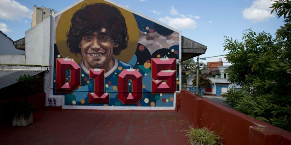 Inauguran museo en la casa de adolescencia de Diego Maradona