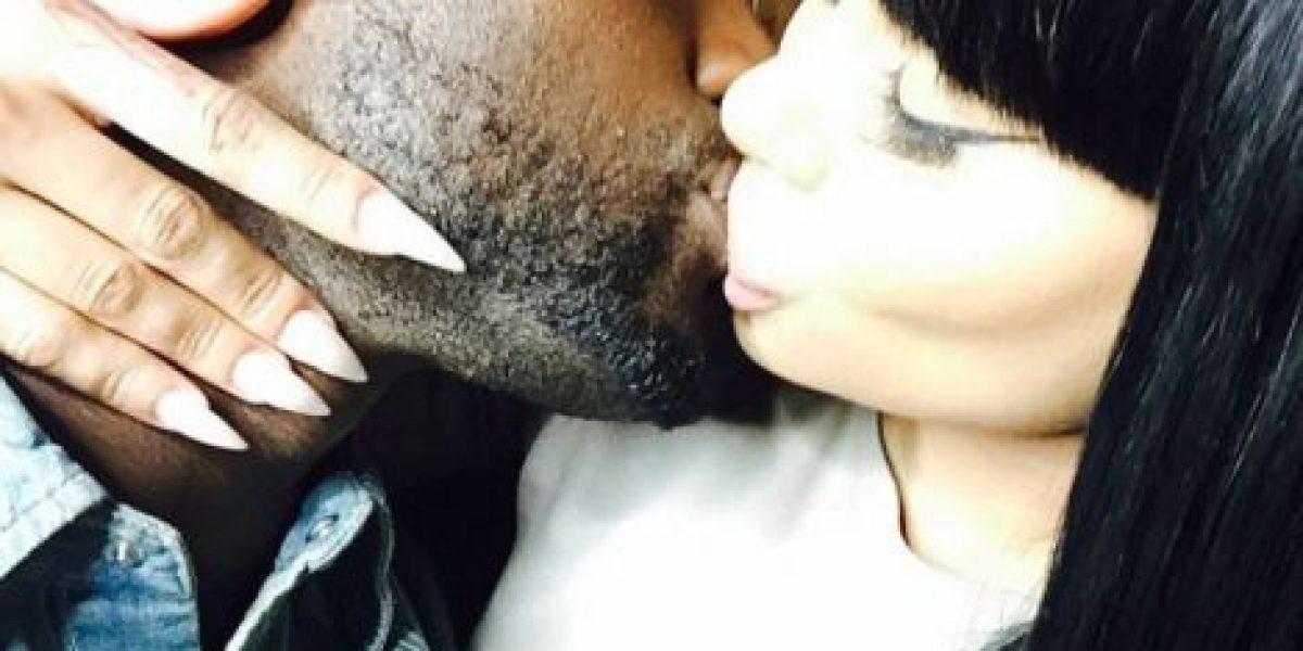 Filtran fotos de Blac Chyna besando a otro hombre
