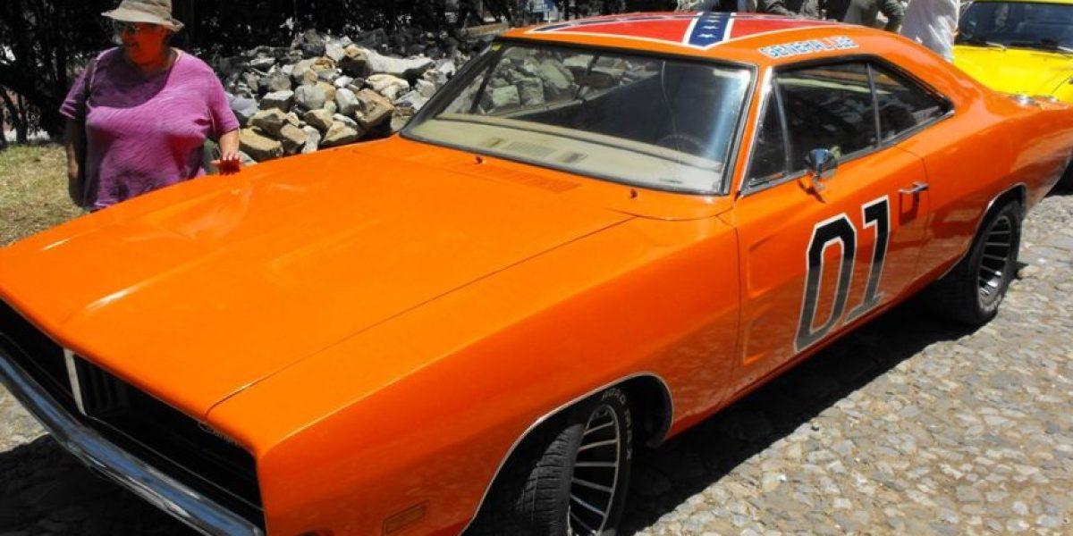 Acude a la exposición de autos clásicos en el Cerrito del Carmen y ayuda al Bibliobus