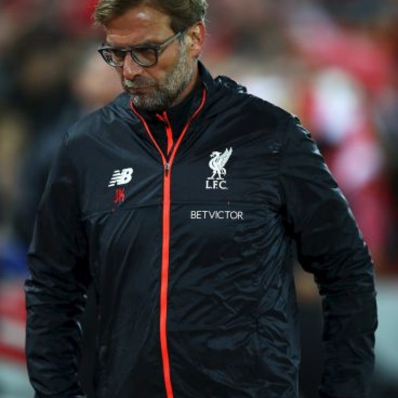 "Getty Images Foto:  Jurgen Klopp. A su llegada a Liverpool se autonombró ""The Normal One""."