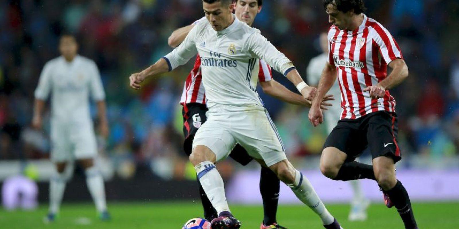 """Getty Images Foto:Cristiano Ronaldo: """"El Comandante"""". Joseph Blatter los llamó así de forma sarcástica"""