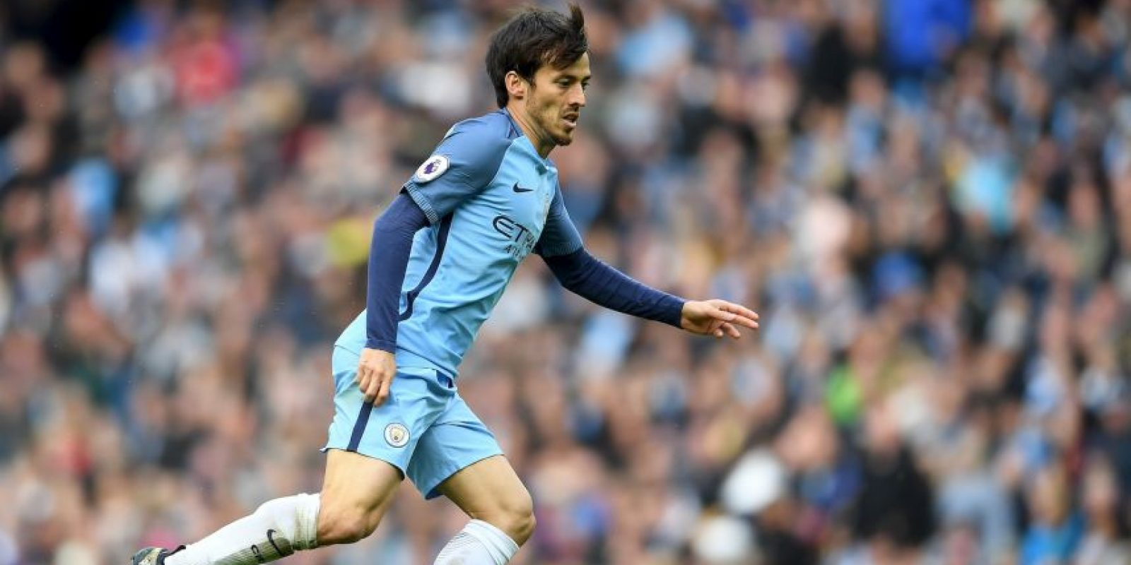 "Getty Images Foto: David Silva: ""El Chino"". Por su ascendencia asiática"