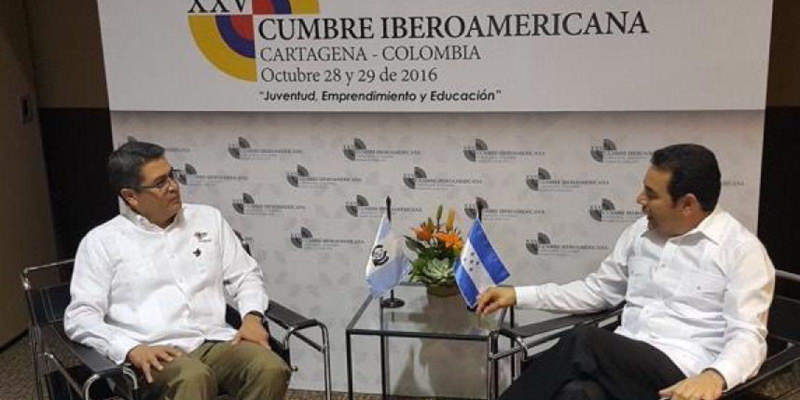Foto:Cancillería