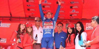 """Para el más veloz de la Vuelta a Guatemala todo comenzó con """"bicicletear"""
