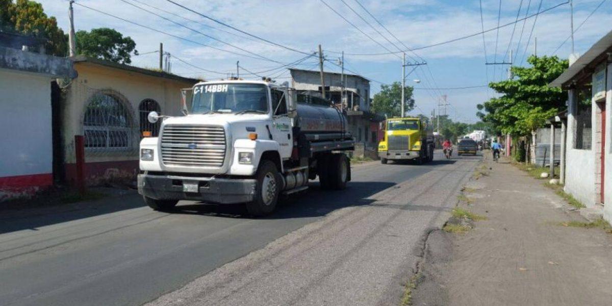Según la PNC, entre sábado y domingo más de 350 camiones se movilizaron en distintas rutas