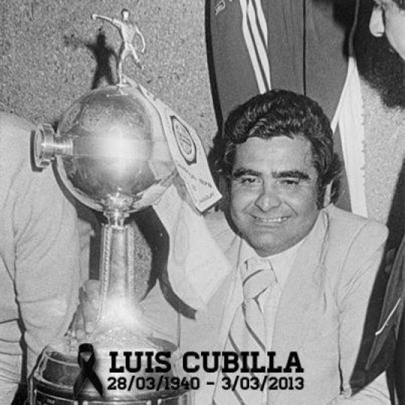 Foto:17.-Luis Cubilla (18 títulos): Se transformó en ídolo de Olimpia por los títulos que consiguió como técnico: ocho Liga de Paraguay, dos Copa Libertadores, una Interamericana, una Copa Intercontinental, una Supercopa Libertadores y dos Recopa sudamericana, son sus trofeos en los paraguayos.