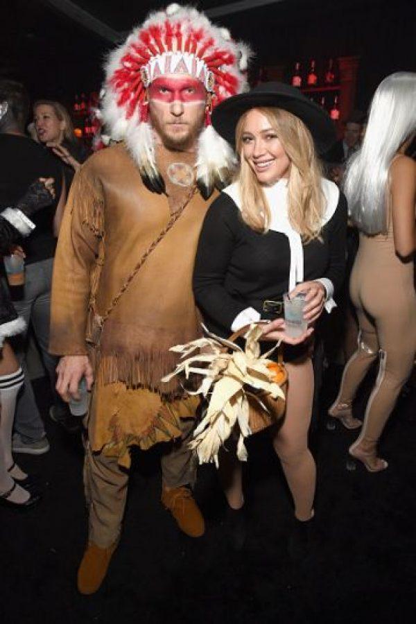 Foto:Hilary Duff y Jason Walsh
