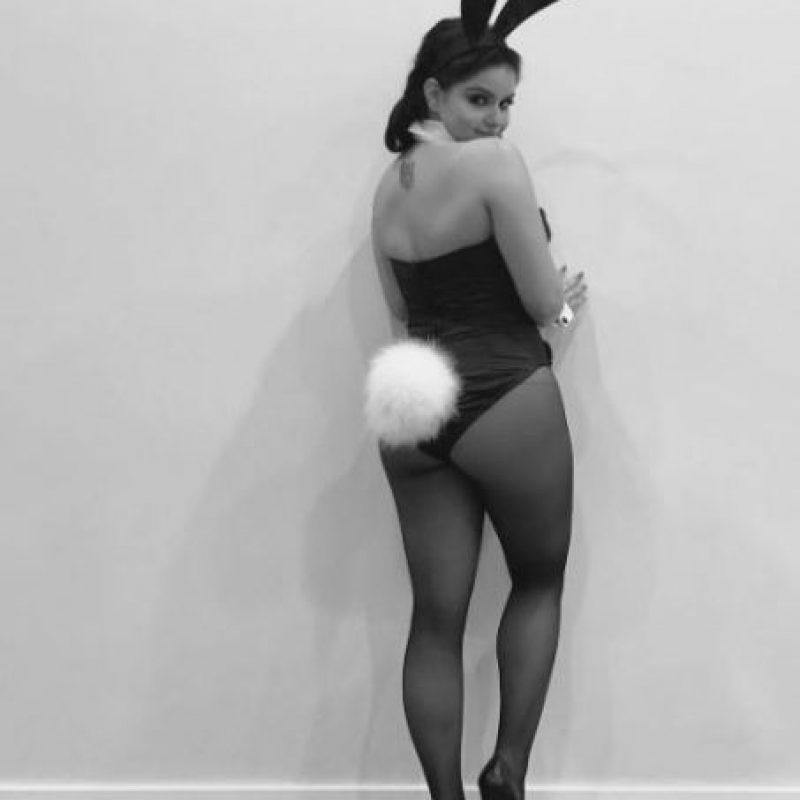 Foto:Ariel Winter se transformó en la conejita de Playboy