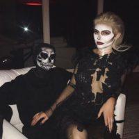 Foto:Kylie Jenner y su misterioso pero sexy disfraz